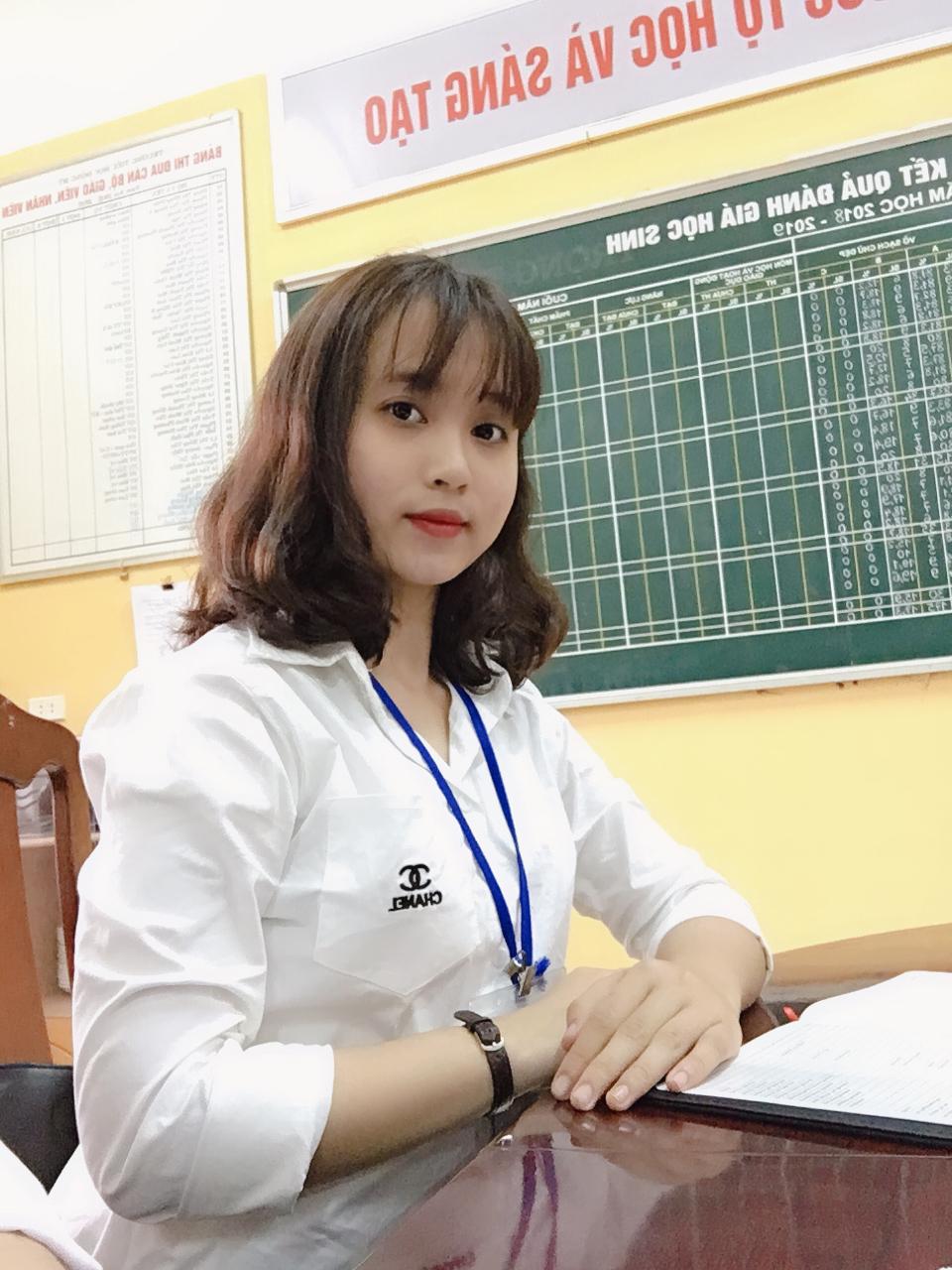 Ngô Thu Hà (1999 - CĐ Sư phạm Hà Tây)