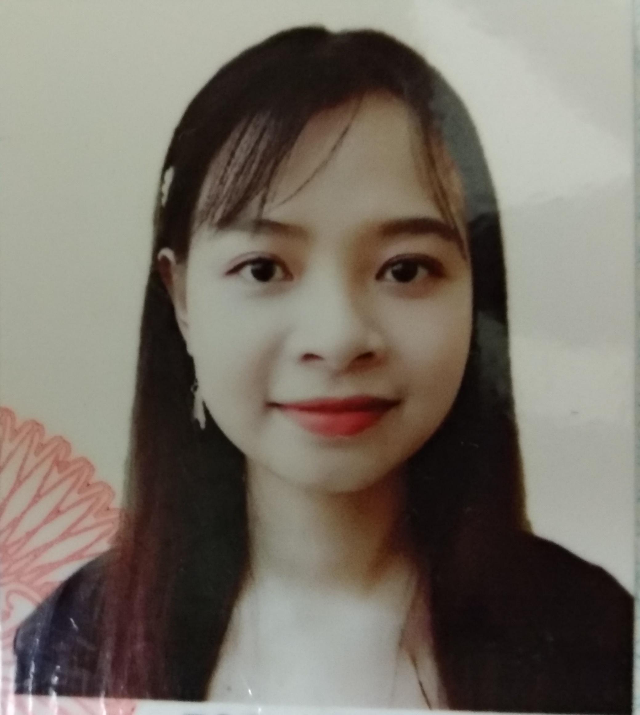 Phạm Thị Yến (1999 - ĐH Hà Nội)